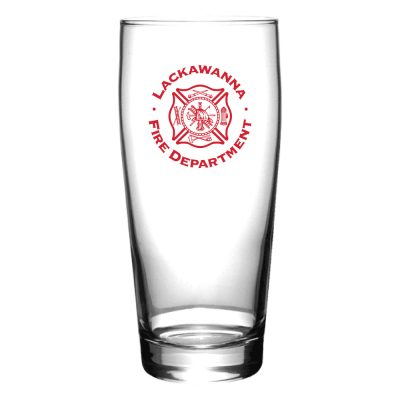 20oz Willi Belcher Pub Glass - 3526