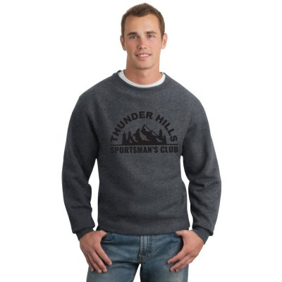 Sport-Tek Heavy Weight Crew Neck Sweatshirt F280