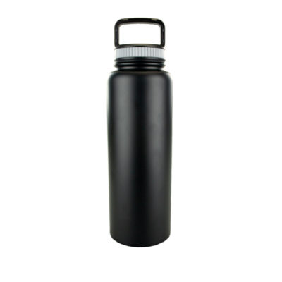 34oz Black Vacuum Growler - SD12019-05SF