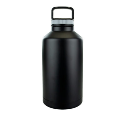 68oz Black Vacuum Growler - SD22015-05SF