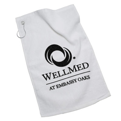 Economy Golf Towel 11x17 - 0650