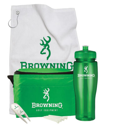 Water Bottle Combo Golf Gift Set - 0658