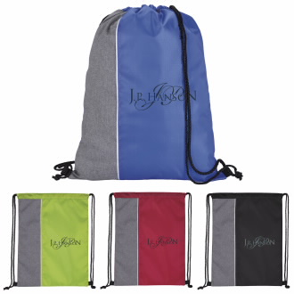 Standout Drawstring Backpack - 15970