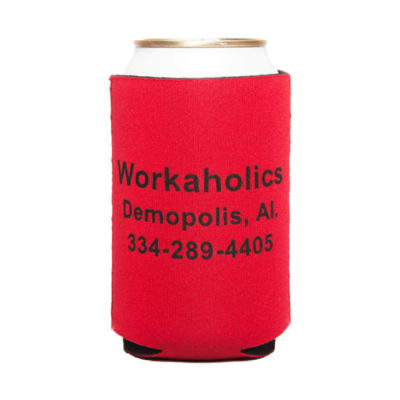 Elite Collapsible Neoprene Can Koozie - JIT40