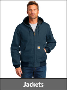 Workwear Jackets for the trades and construction field
