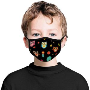 Youth full color custom face mask